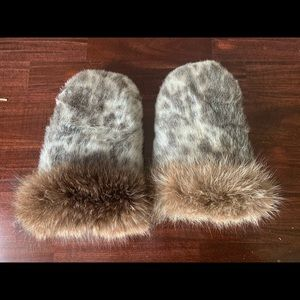 Other - Men's Seal skin mitts